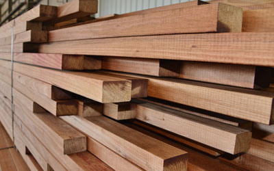 Wooden Logs and Planks in Faridabad